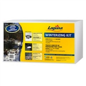 Laguna Winterizing Kit The Kit Includes: 